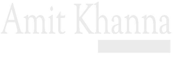 Amit Khanna PhD